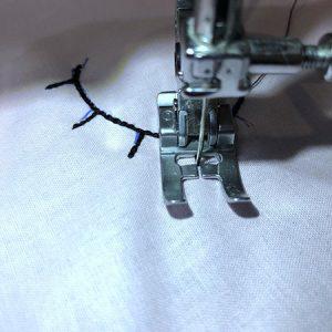 Вышиваем на машинке