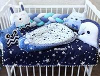 Бортики в кроватку Maranis миниатюра