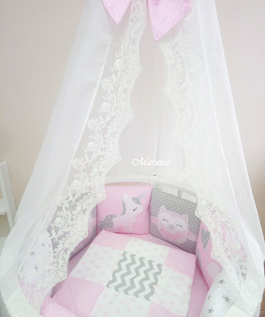 Балдахин на кроватку2