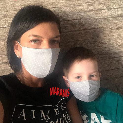 медицинская маска для лица мастер класс