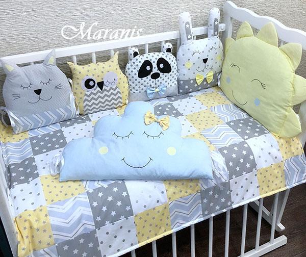 Лоскутное одеяло / арт.030