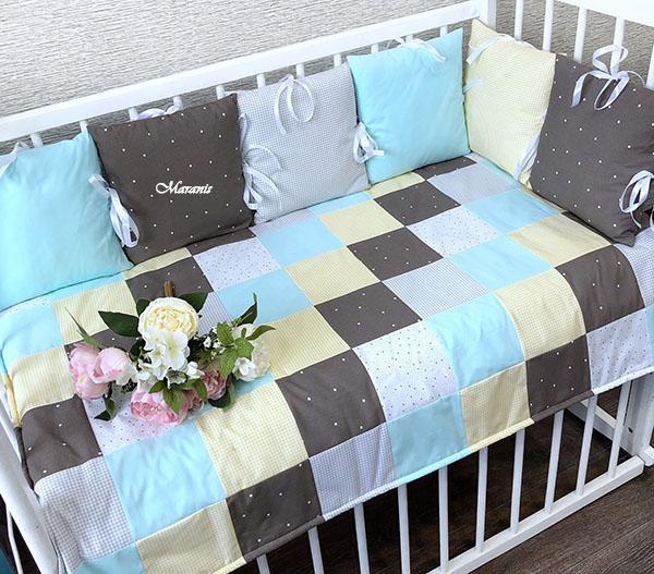 Лоскутное одеяло / арт.029