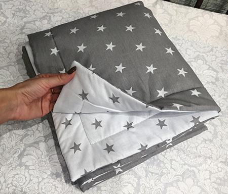 одеяло для новорожденного своими руками3
