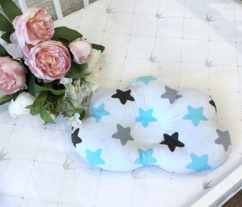 Подушка для новорожденных облако / арт. 9