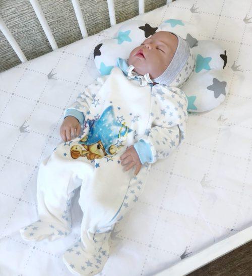 Подушка для новорожденных облако / арт. 9 рис 2