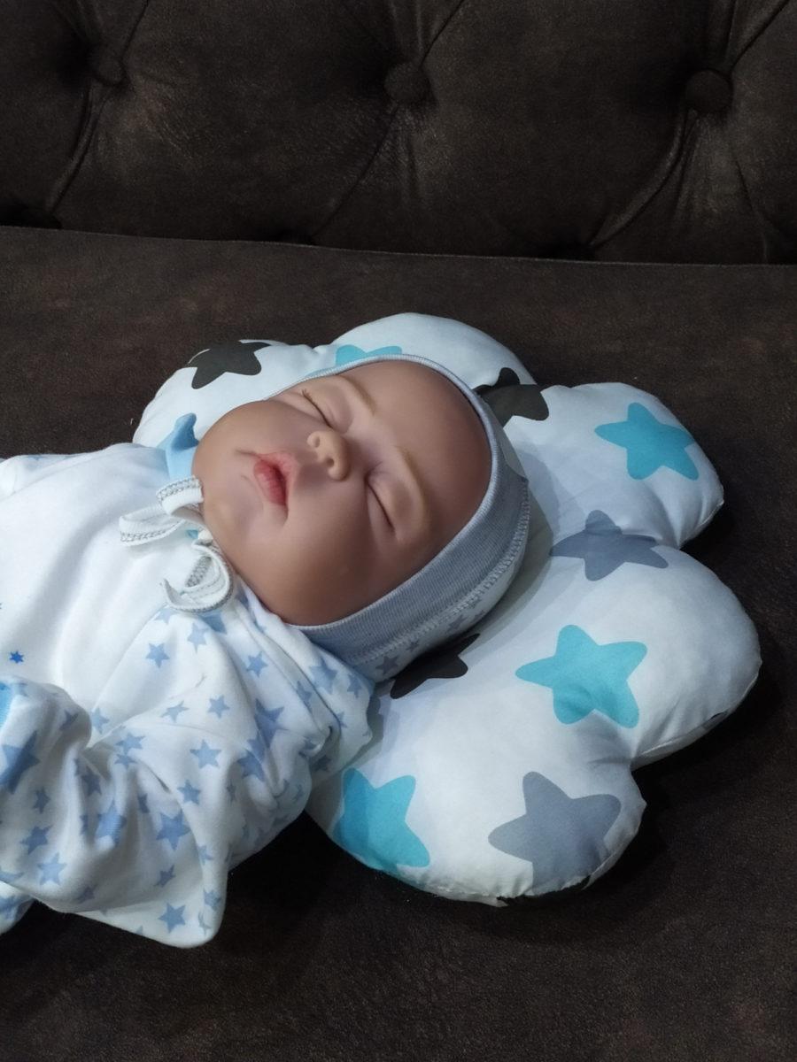 Подушка для новорожденных облако / арт. 9 рис 3