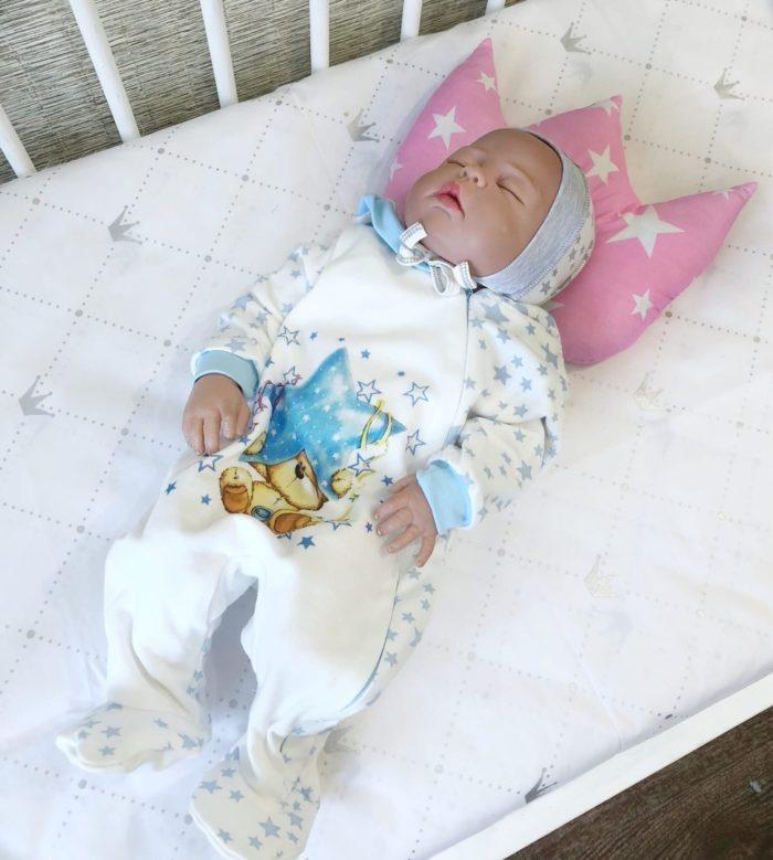 Подушка для новорожденных корона / арт. 8, рис 2