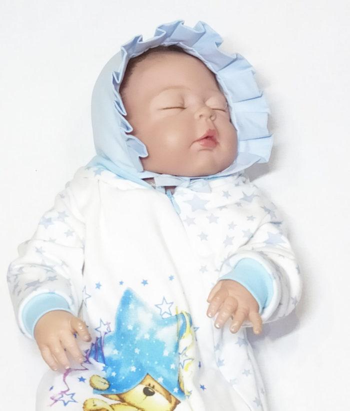 Чепчик для новорожденного своими руками