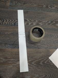 strap pattern