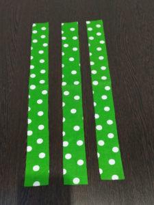 cut 3 strap