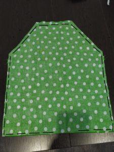 sew baby apron