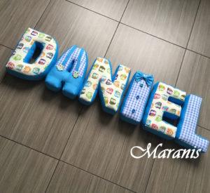 letter daniel