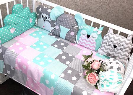 Лоскутное одеяло / арт.019