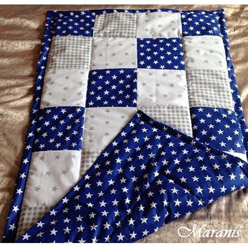 Одеяло лоскутное / арт.002