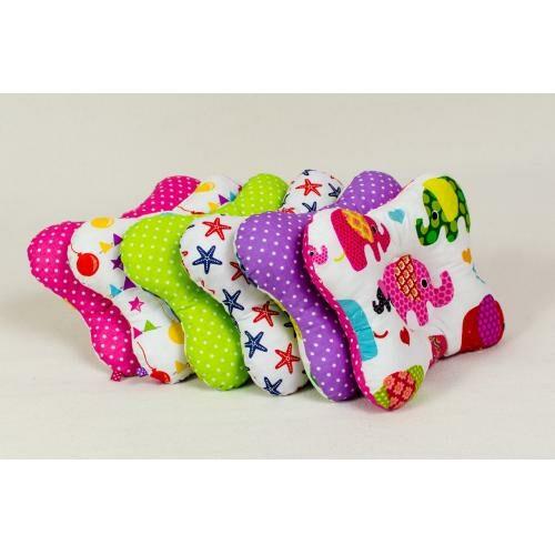Подушка для новорожденных / арт. 1