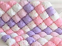Одеяла бон бон от Maranis в детскую кроватку