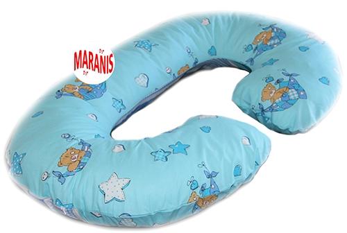 Подушка для беременных С (рогалик)