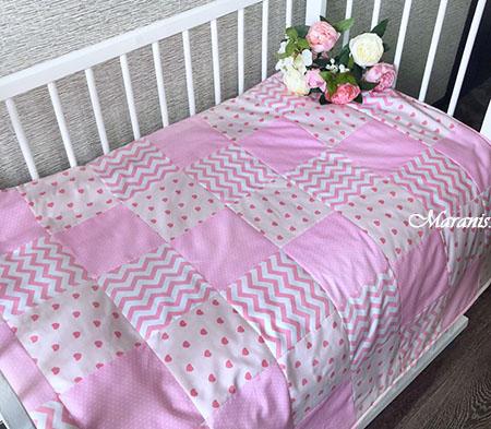Лоскутное одеяло / арт.024