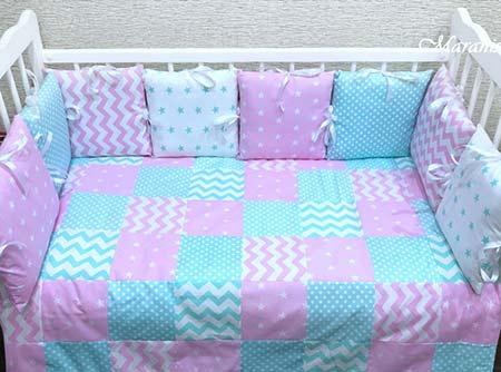Лоскутное одеяло / арт.014 купить в Москве