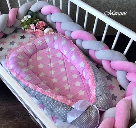 Кокон для сна новорожденного фото
