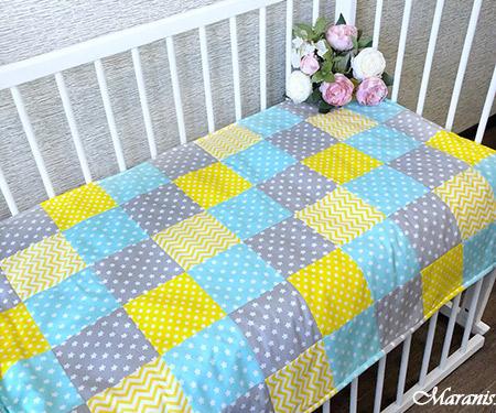 Лоскутное одеяло / арт.027