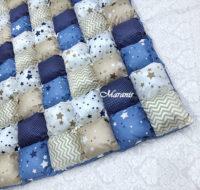 Одеяло в стиле бонбон от Маранис