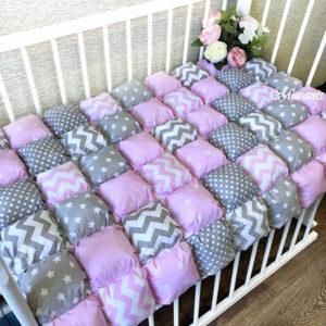 Одеяло в стиле бон бон от Маранис