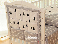 Мобили в детские кроватки