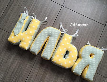 Подушки буквы Илья фото