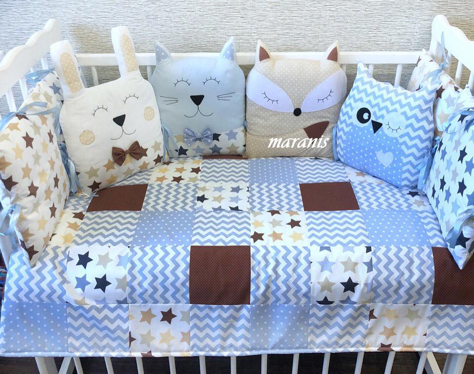 Лоскутное одеяло / арт.018 купить в Москве