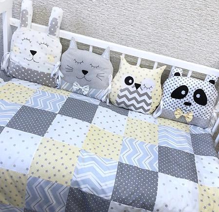 Лоскутное одеяло / арт.020 купить в Москве