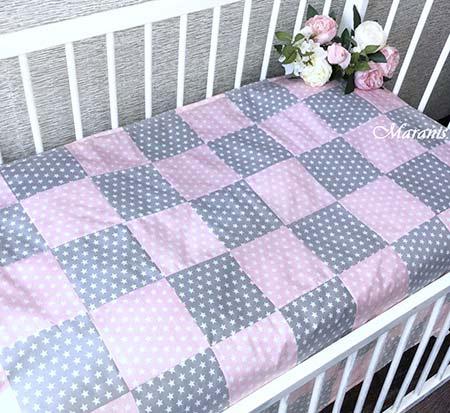 Лоскутное одеяло / арт.015 купить в москве