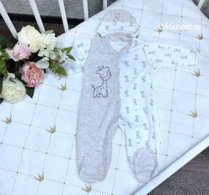 Комбинезон для новорожденного / арт.7