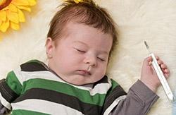 Профилактика простудных заболеваний у малышей