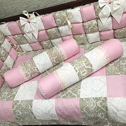 Позиционер для новорожденных в кроватку