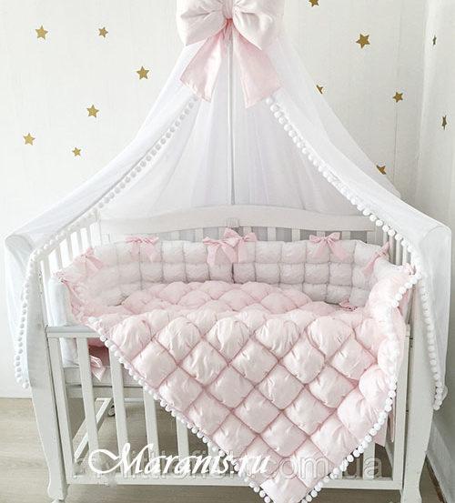 Одеяло бонбон для детей от Маранис