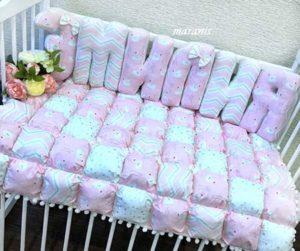 Одеяло бонбон для детей
