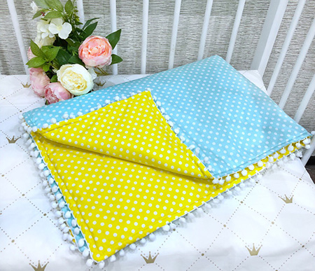 Одеяло для новорожденных