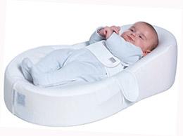 Позиционер для новорожденных с фиксатором
