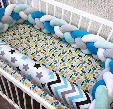 Подушка валик 120 см.